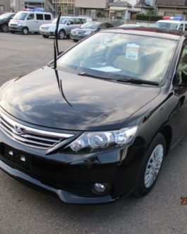 TOYOTA ALLION G PLUS