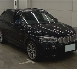 X 5 SERIES 2017 BLACK COLOR