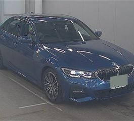 3 SERIES 2019 BLUE COLOR
