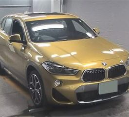 X 2 SERIES 2019 GOLD COLOR