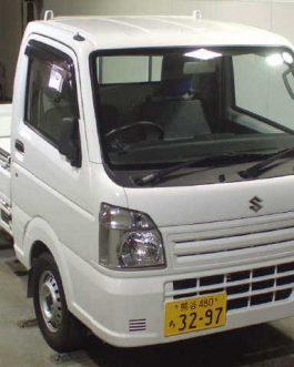 CARRY TRUCK 2016 WHITE COLOR