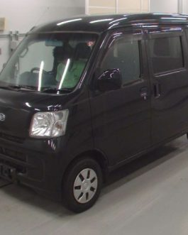 HIJET CRIUSE 2016 BLACK