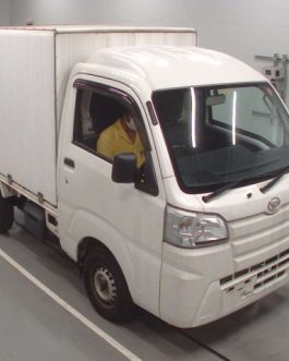 HIJET FREEZER 2017 WHITE COLOR