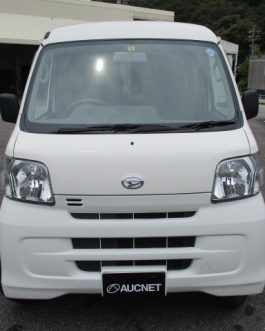 Hijet HR 2016 WHITE COLOR