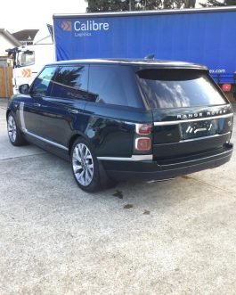 RANGE ROVER 2020 BLACK COLOR