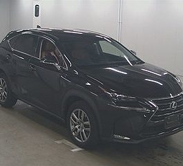 LEXUS Nx 2015 BLACK COLOR Hybrid