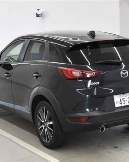 CX-3 2016 BLACK