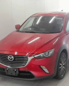 CX-3 2015 RED COLOR