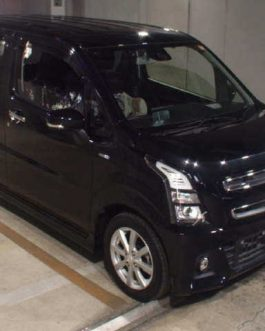 WAGON R 2018 BLACK COLOR