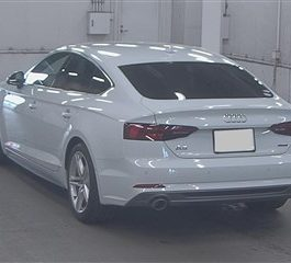 A5 2018 PEARL COLOR