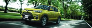 """Toyota Launches the New """"Raize"""" in Japan"""